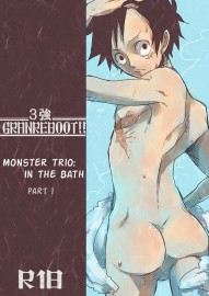 Monster Trio: In The Bath