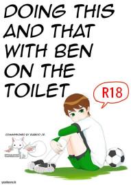 Ben wo Benjo de Arekore Suru Hanashi   Doing This and That with Ben on the Toilet
