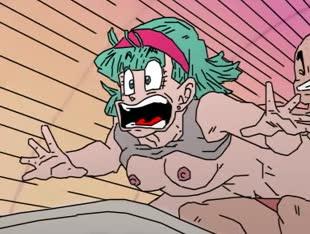 dbz anime hentai