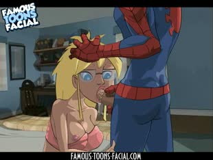 Spiderman Toon Sex - Gwen Stacy Fucked