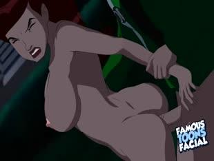 Ben 10 Porn - Ben Fucks Sleeping Gwen