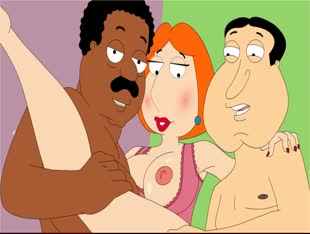 Family Guy Porn - Cheating Slut Lois