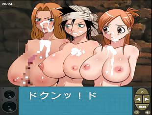 Random Bleach Hentai Clips
