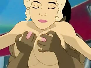Sealab 2021 Interracial Porn