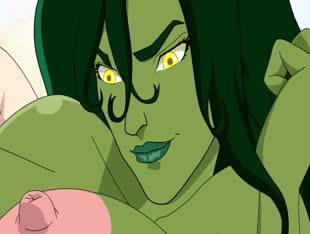 She-Hulk Sex Scene