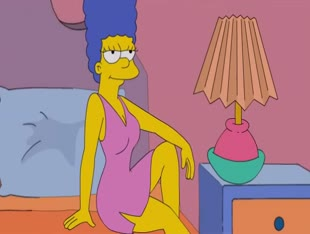 Marge Simpson x Lois Griffin