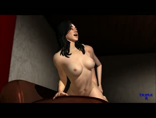 Mass Effect - Bedroom Series EP.2 Miranda Lawson